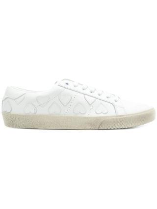 Saint Laurent Court Classic SL/01 Lolita sneakers - White