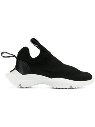 Cinzia Araia slip-on sneakers (zwart)