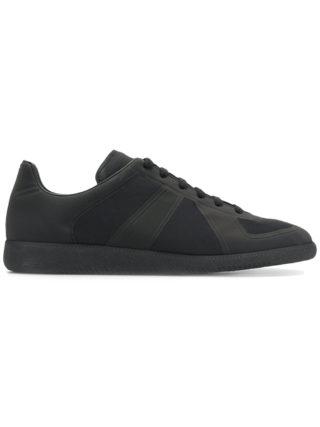 Maison Margiela low-top sneakers (zwart)