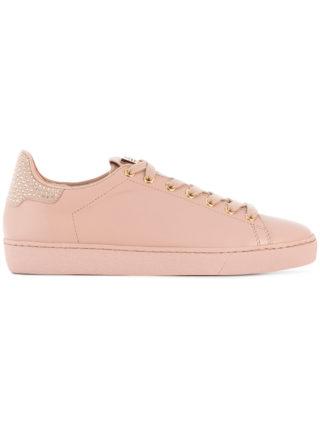 Hogl Swarovski crystal sneakers (roze/paars)