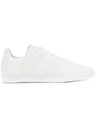 Maison Margiela two-tone Replica sneakers - White