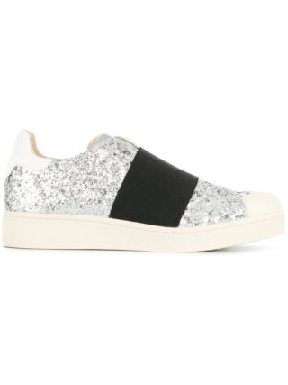 Moa Master Of Arts sequined sneakers (zilver)