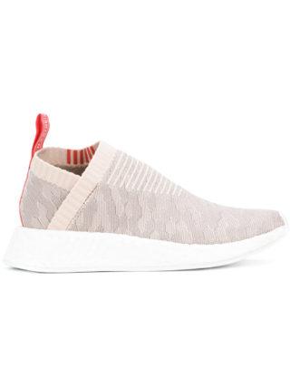 Adidas Adidas Originals NMD_CS2 Primeknit sneakers - Nude & Neutrals