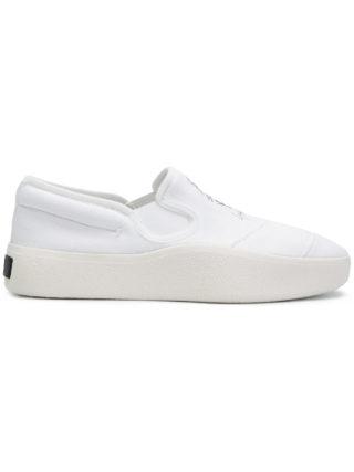 Y-3 Tangutsu slip-on sneakers - White