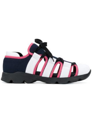 Marni cutout sneakers (blauw)