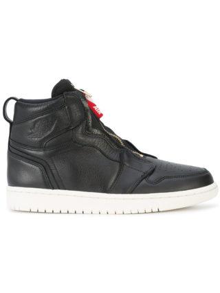 Nike Jordan 1 High Zip sneakers - Black