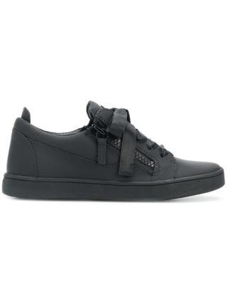 Giuseppe Zanotti Design Nicki low-top sneakers (zwart)