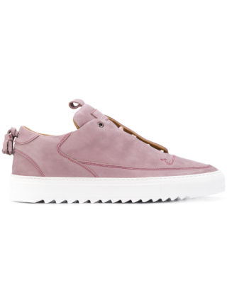 Mason Garments Milano low-top sneakers - Pink & Purple