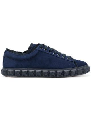 Stuart Weitzman FringieCoverStory sneakers (blauw)