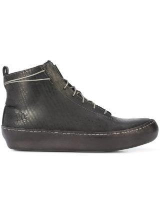 Taichi Murakami platform hi-top sneakers (zwart)