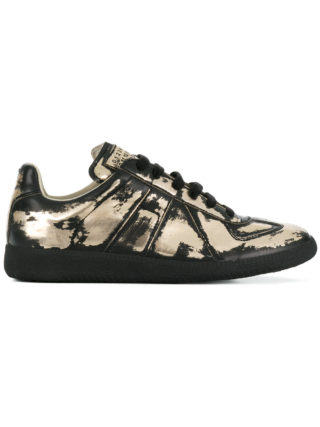 Maison Margiela burnished Replica sneakers (multicolor)