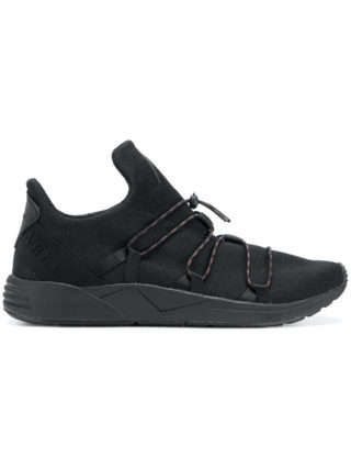 Arkk low top sneakers (zwart)