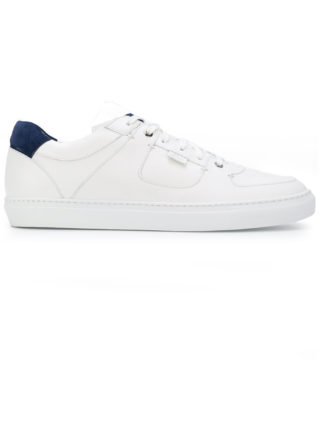 Brioni lace-up sneakers (wit)