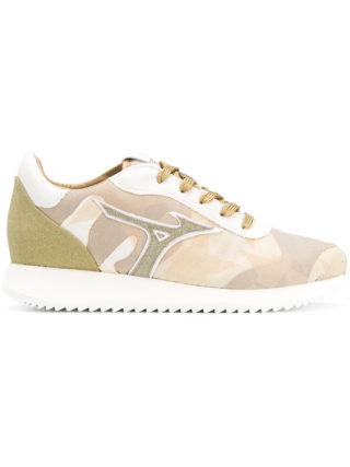 Mizuno camouflage print sneakers (Overige kleuren)
