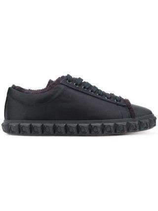 Stuart Weitzman Fringie sneakers (zwart)