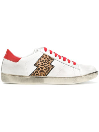 Amiri Viper low-top sneakers (wit)