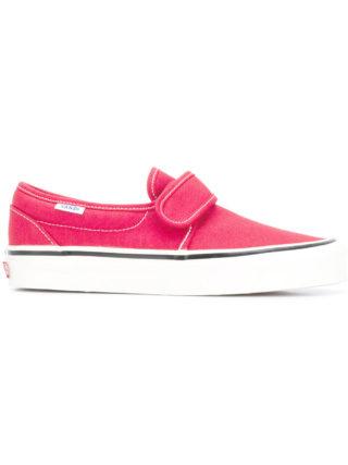 Vans Anaheim Factory slip-on sneakers - Red