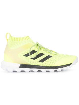 Gosha Rubchinskiy X Adidas Copa PrimeKnit sneaker (geel/oranje)