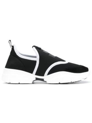 Isabel Marant neoprene sneakers (zwart)