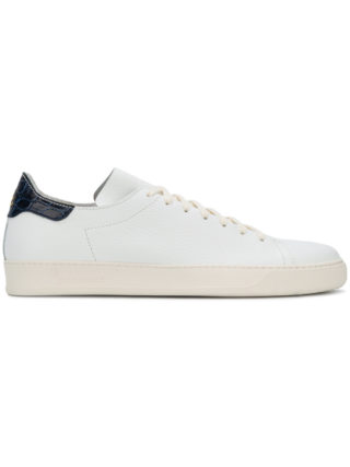Billionaire lace-up sneakers (wit)