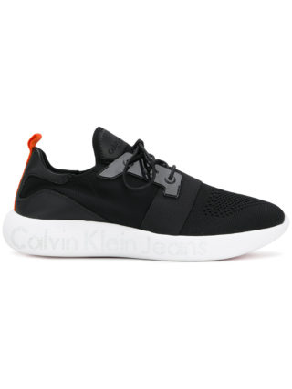 Calvin Klein Jeans Mel mesh sneakers - Black