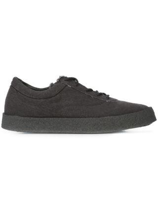Yeezy Season 6 washed sneakers (zwart)