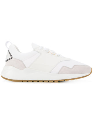 Buscemi panelled sneakers (wit)
