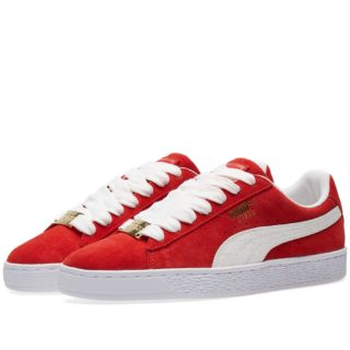 Puma Suede Classic 'B-Boy' (Red)