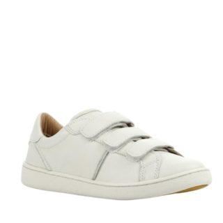 UGG Alix leren sneakers (wit)