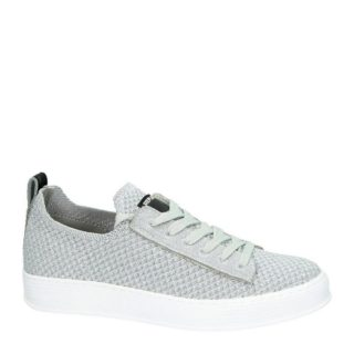 REPLAY glitter sneakers zilver (zilver)