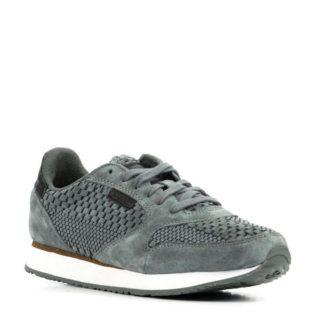 Woden Ydun ll suède sneakers (grijs)