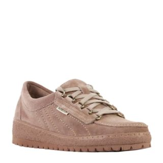 Mephisto Lady suède sneakers (roze)