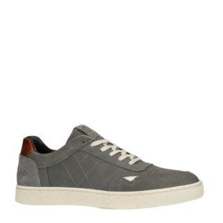 Sacha nubuck sneakers (grijs)