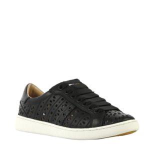 UGG Milo leren sneakers (zwart)