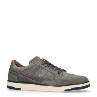 No Stress nubuck sneakers (grijs)