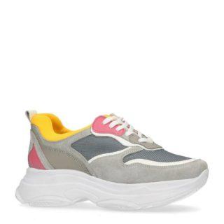 Sacha suède sneakers (grijs)