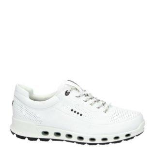 Ecco 2.0 leren sneakers (wit)
