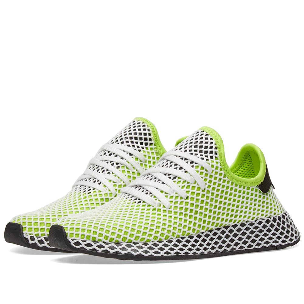 Adidas Originals deerupt Runner J (gris oscuro) (overige kleuren
