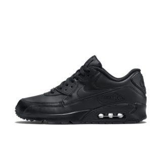 Nike Air Max 90 Leather Herenschoen - Zwart zwart