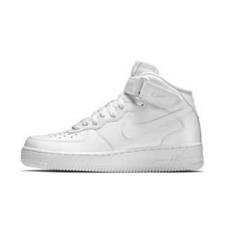 Nike Air Force 1 Mid'07 Herenschoen - Wit wit