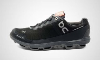 On Cloudventure Waterproof (Zwart) Sneaker