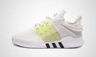 EQT Support ADV W (Wit/Geel) Sneaker