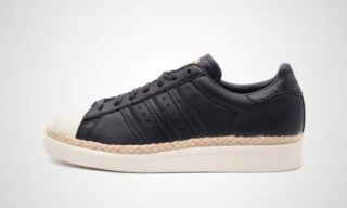 Superstar 80s New Bold W (Zwart/Wit) Sneaker