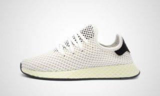 Deerupt Runner W (Wit/Geel) Sneaker