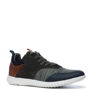 Manfield sneakers (zwart)