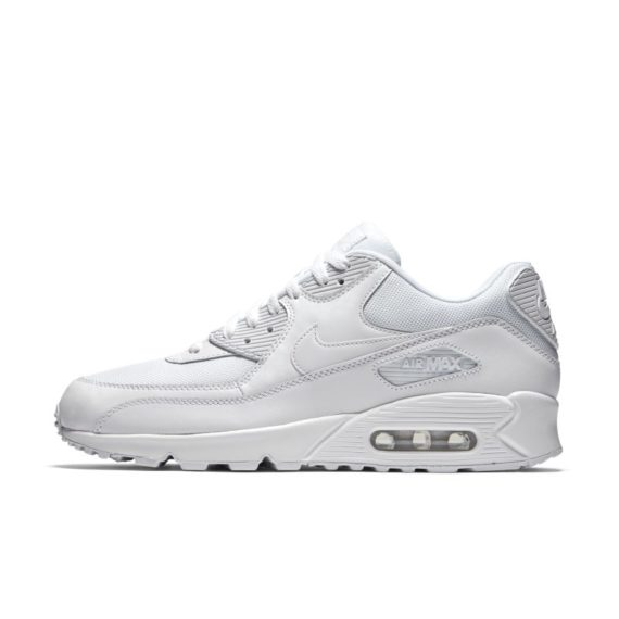 Nike Air Max 90 Essential Herenschoen – Wit wit