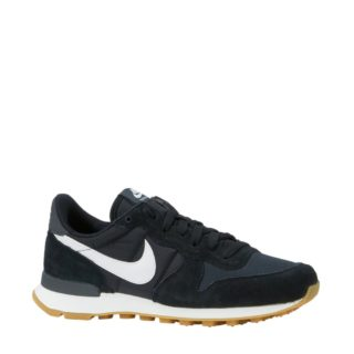 Nike Internationalist sneakers (zwart)