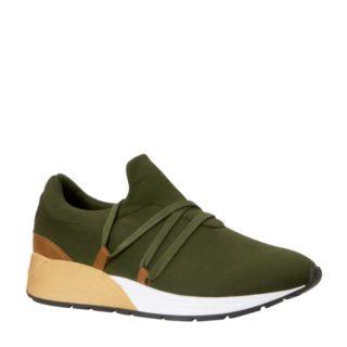 Pieces sneakers (groen)