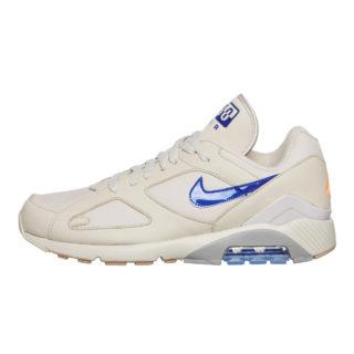 Nike Air Max 180 (creme/blauw/oranje)