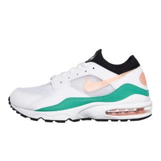 Nike Air Max 93 (wit/roze/groen/zwart)